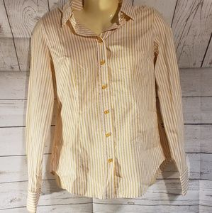 2 for 15 New York & Co Button Down Top